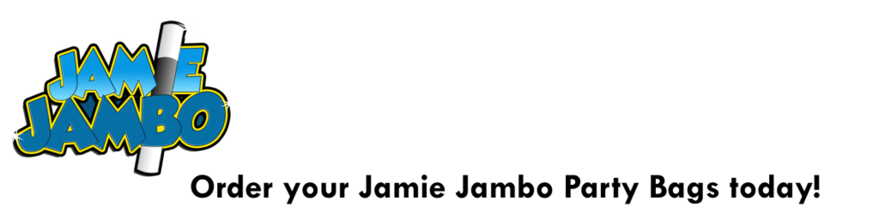 Jamie Jambo Party Bags