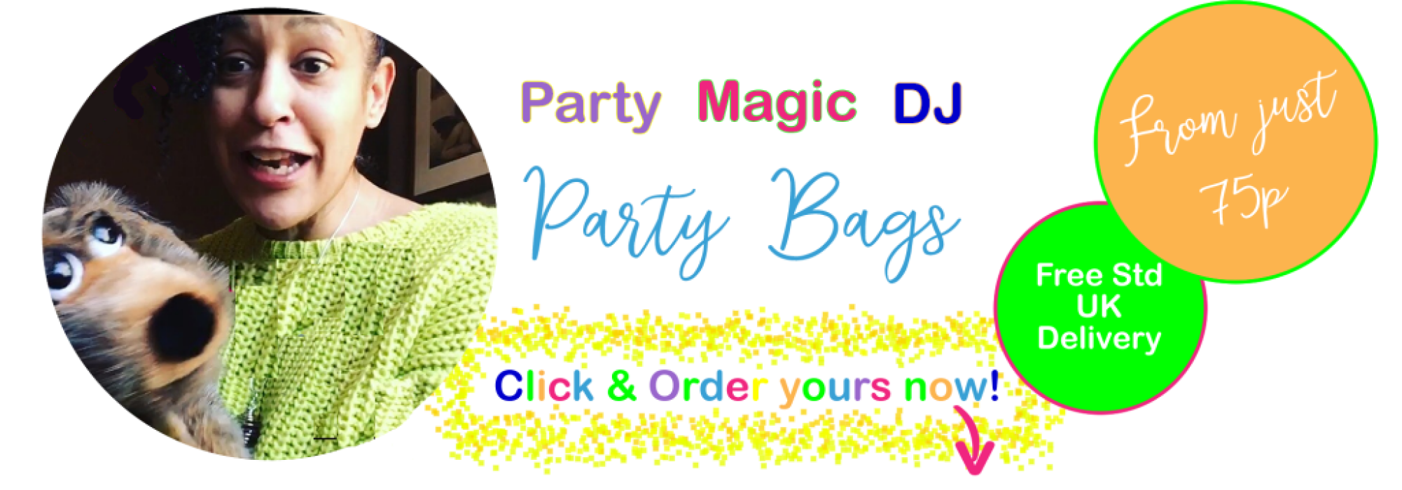 Party Magic DJ