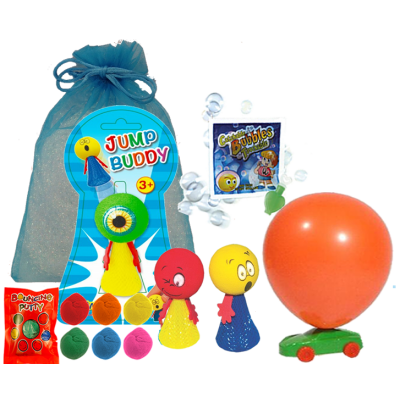 Bronze Genie Lab Science Party Bags
