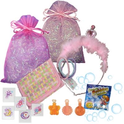 Dolly Daydreams Party Bag