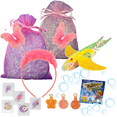 Fairy DayDreams Party Bag