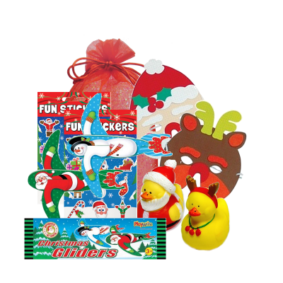 Genie Lab Deluxe Christmas Party Bag