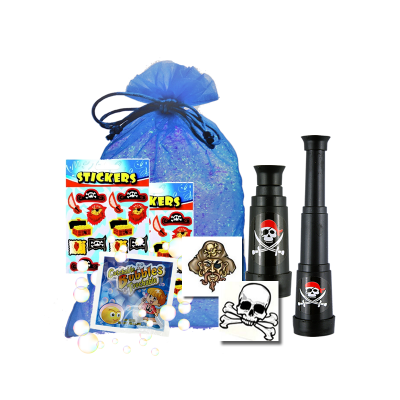 Ministry of Giggles Pirate Party Bag