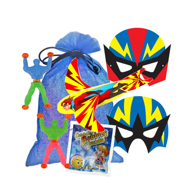 Ministry of Giggles Superhero Party Bag