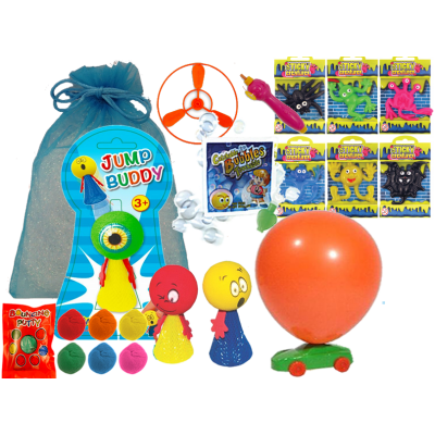 Silver Genie Lab Science Party Bag