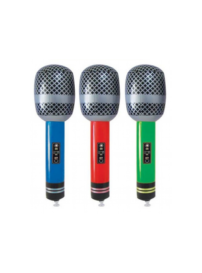 Wholesale x48 Inflatable Pop Star Microphone