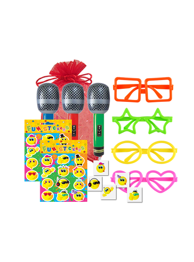 Pop Star Wholesale Party Bags