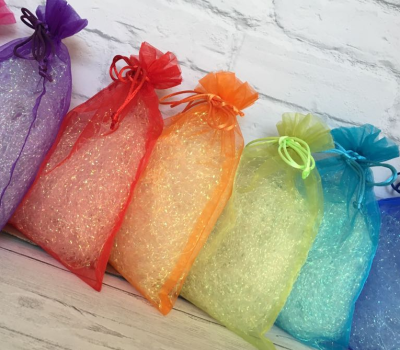 Fabric Party Bags