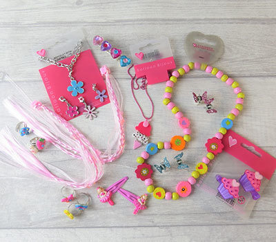 Hair, Jewellery and Accessories
