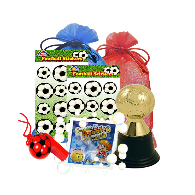 Non Stop Football Party Bags