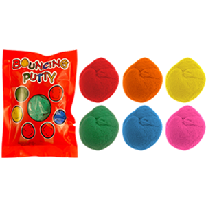 Brilliant Bouncing Putty for Childrens Party Bags