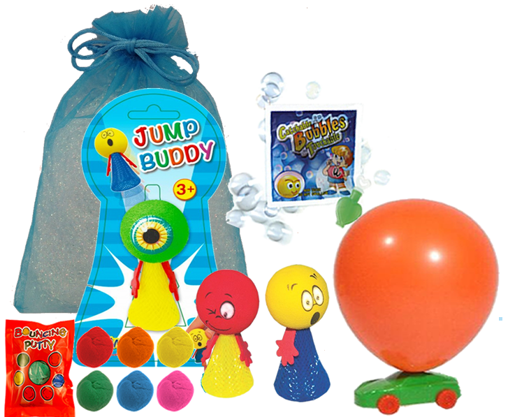 Genie Lab Bronze Science Party Bag