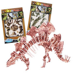 Build your Own Dinosaur 3D Kit - Fun Games and Jokes | Special Additions