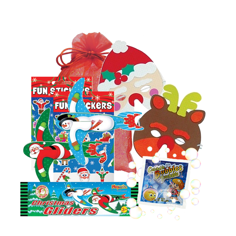 Christmas Santa Party Bag