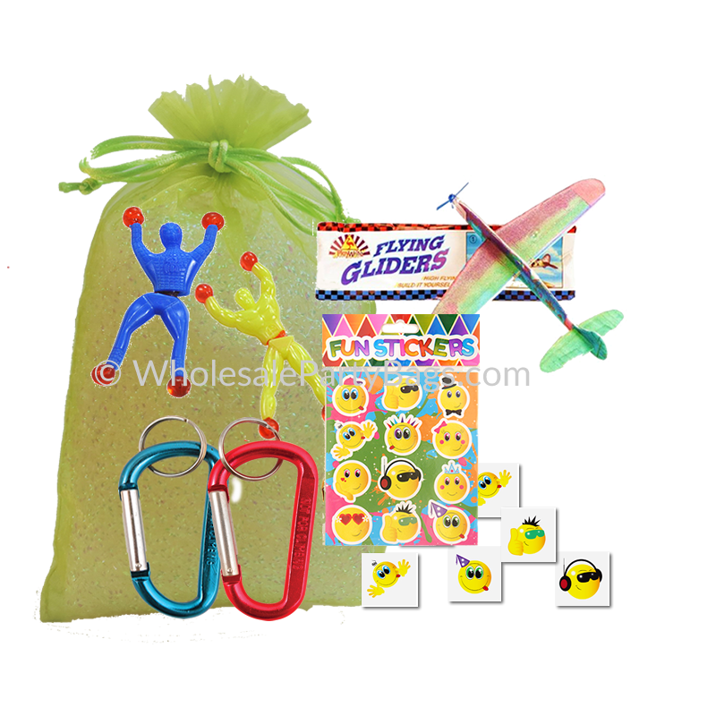 Climbing Wall Wholesale Party Bags