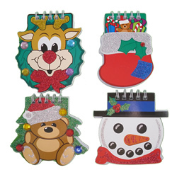 Cute Christmas Notebooks