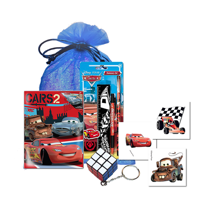 Disney Cars Lightning McQueen Party Bag