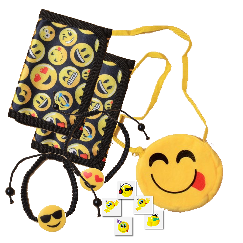 Emoji Packed Party Bag
