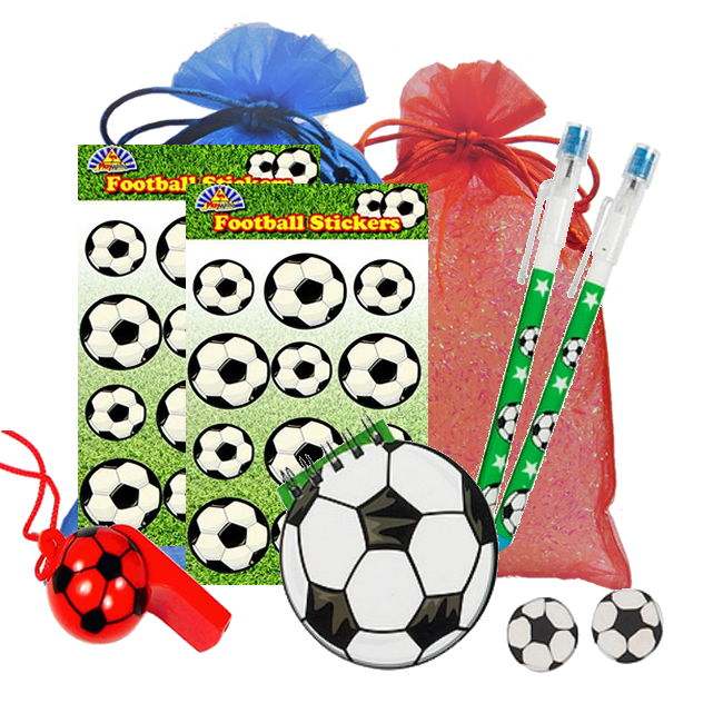 Football Fever Party Bag