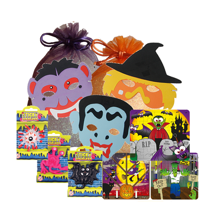 Halloween Party Bag