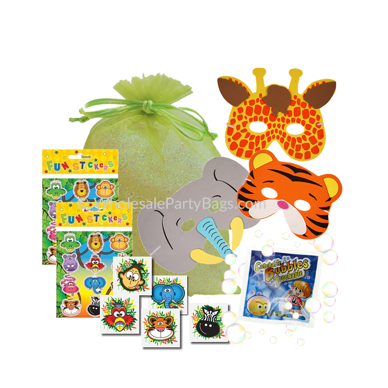 Jungle Animal Party Bag