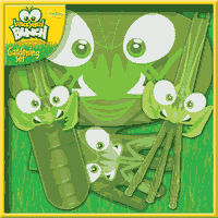 Manny Mantis Children's Gardening Set