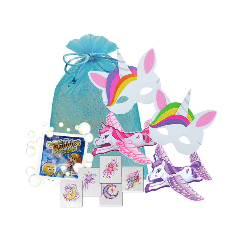 Unicorn Wishes Party Bag