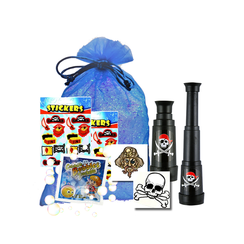 Pesky Pirate Party Bag