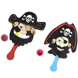 Pirate Biff Bat and Ball