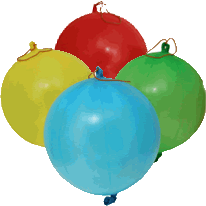 Party Punchball Balloons