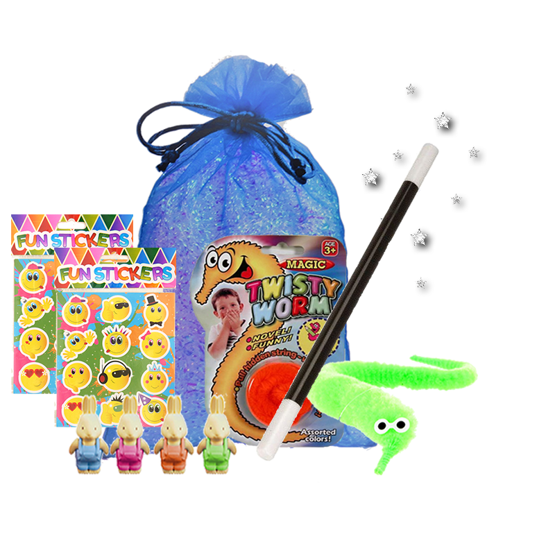 Super Duper Magic Party Bags