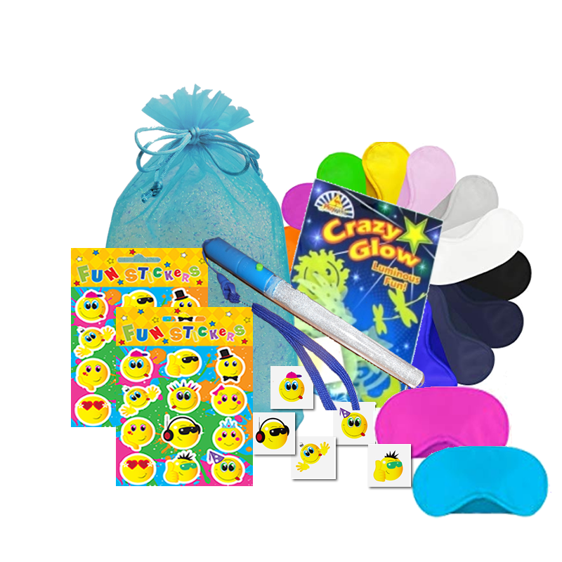 Sleepover Slumber Party Bag