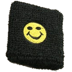 Smiley Face Wristband