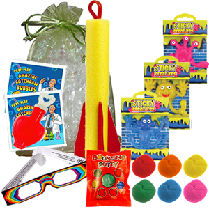 Super Science Party Bag