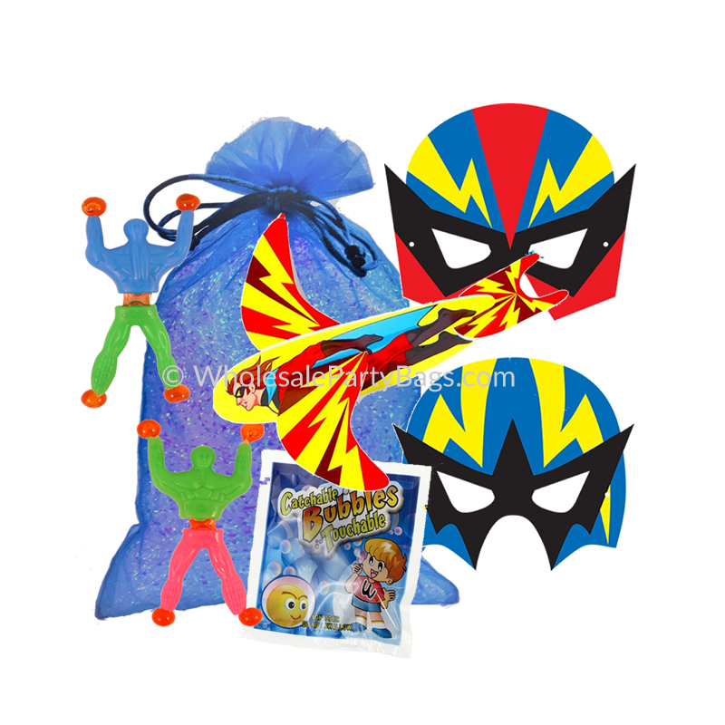 Superhero Wholesale Party Bag