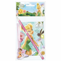 Tinkerbell Fairies Scribble Set