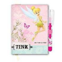 Tinkerbell Notebook and Gel Pen