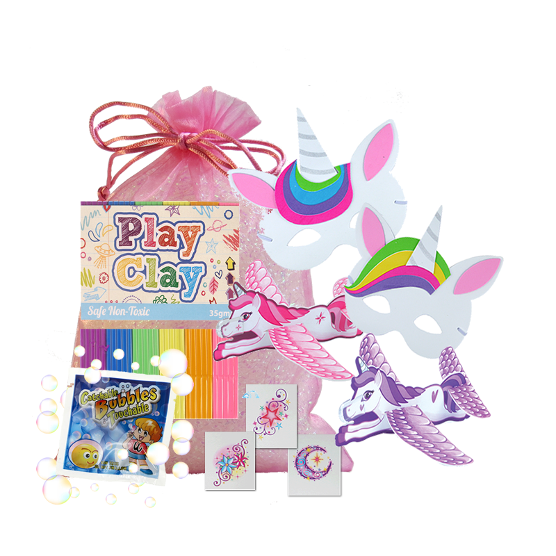 Unicorn Dreams Party Bag