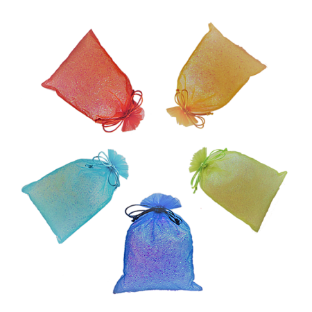 Organza Drawstring Party Bags