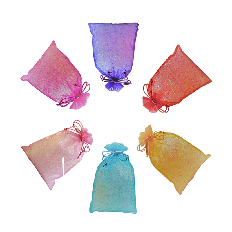 Girls Organza Party Bags