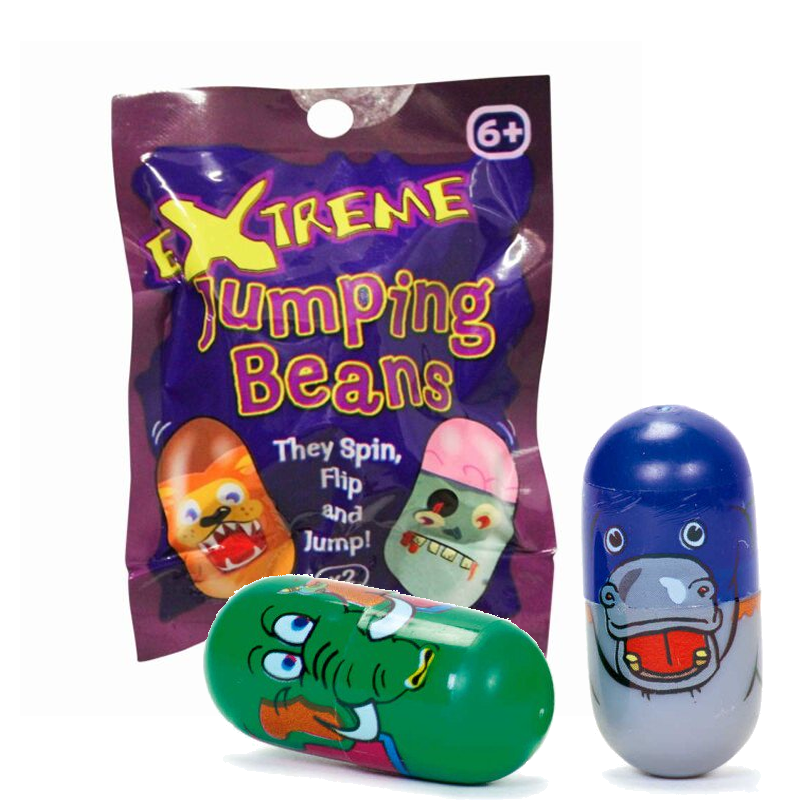 Extreme Jumping Beans