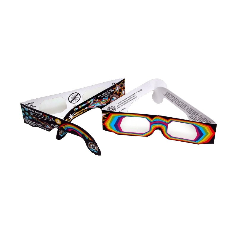 Science Diffraction Glasses