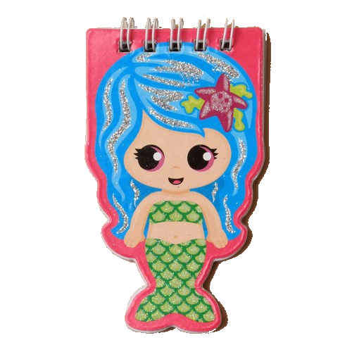 Childrens Mermaid notebook