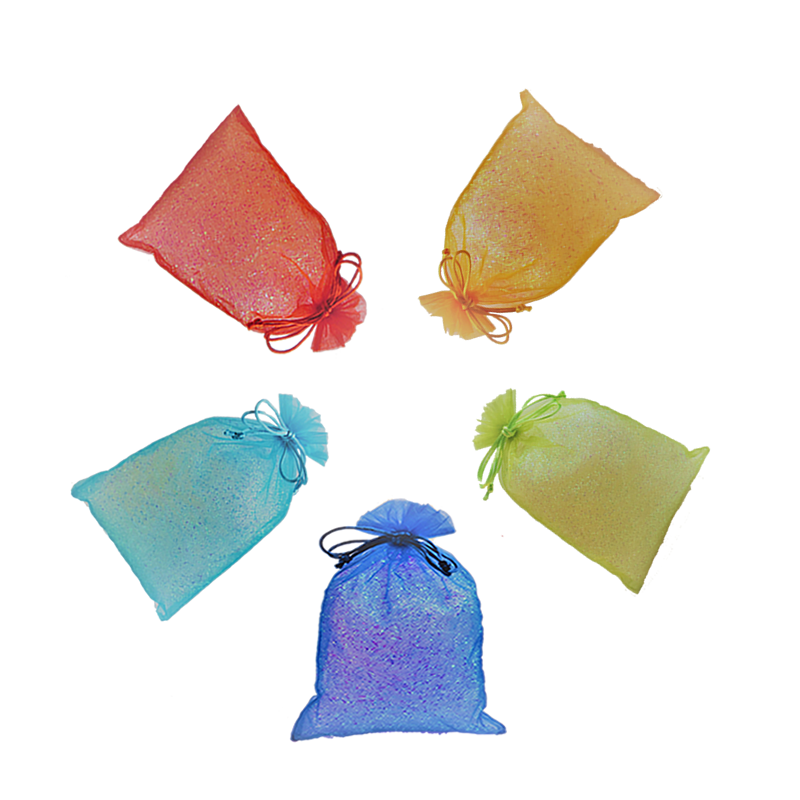 Fabric Drawstring Party Bag