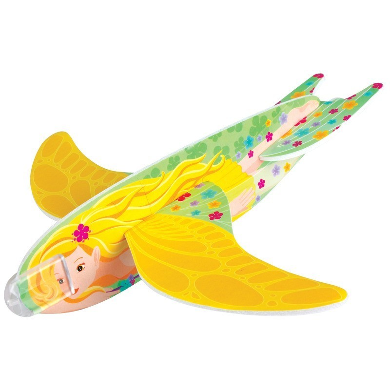Build it yourself Fairy Flying Glider