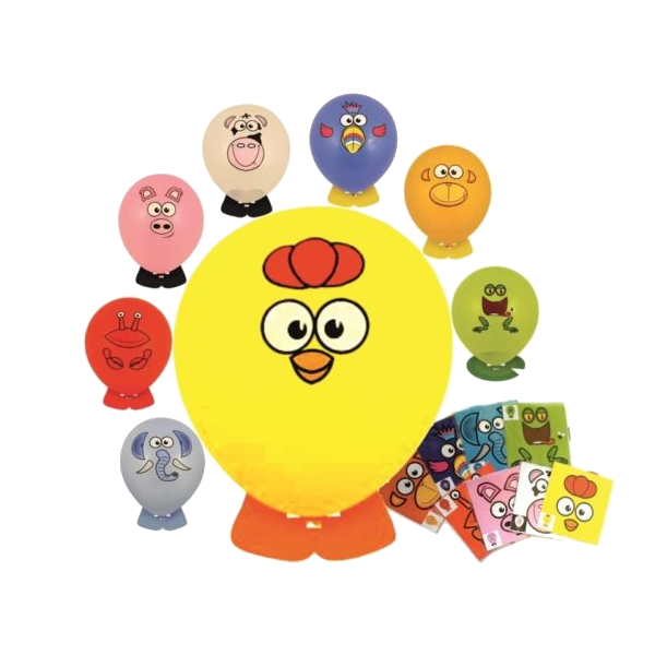 Balloon Head Animal Kits