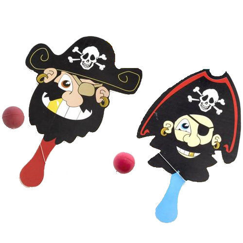 Pirate Bat and Ball Game