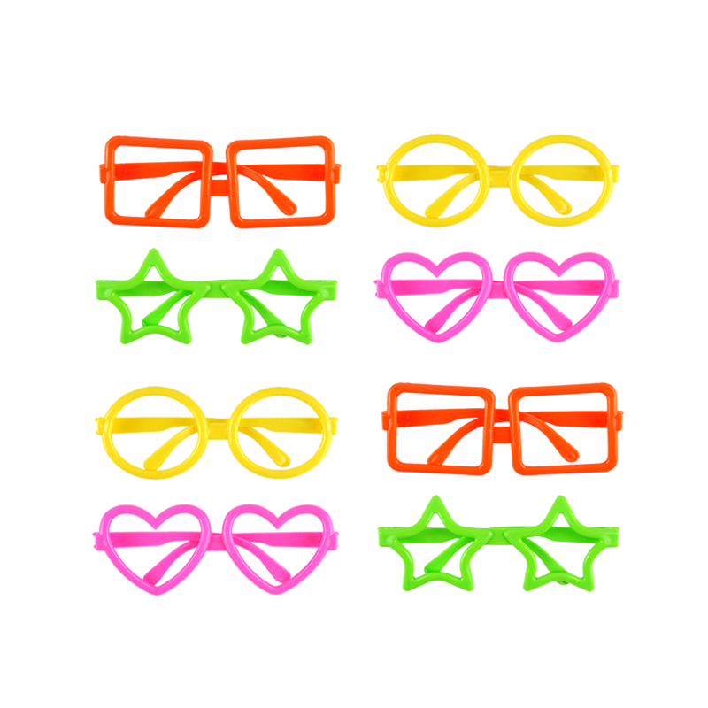 Popstar Party Glasses